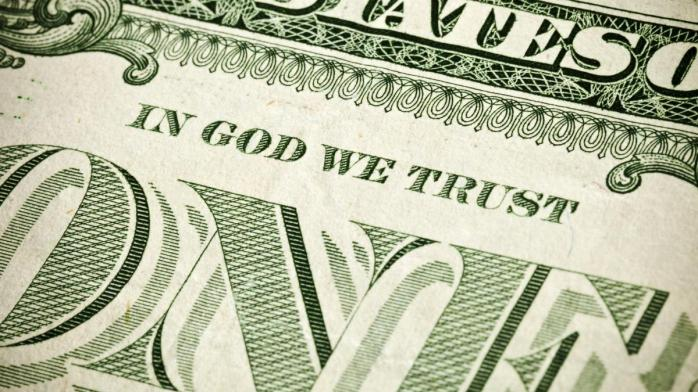 In God We Trust Money